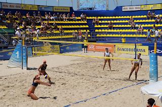 Principais regras do Voleibol de Praia