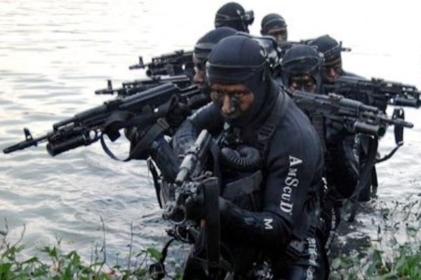 Intai Amfibi TNI AL