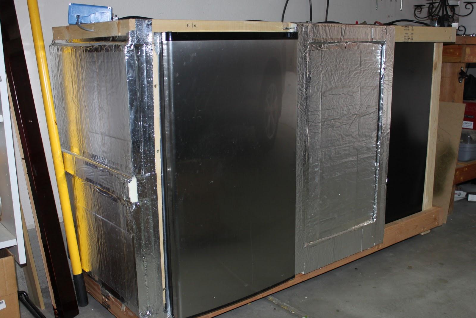Как сделать холодильную камеру самостоятельно. - o