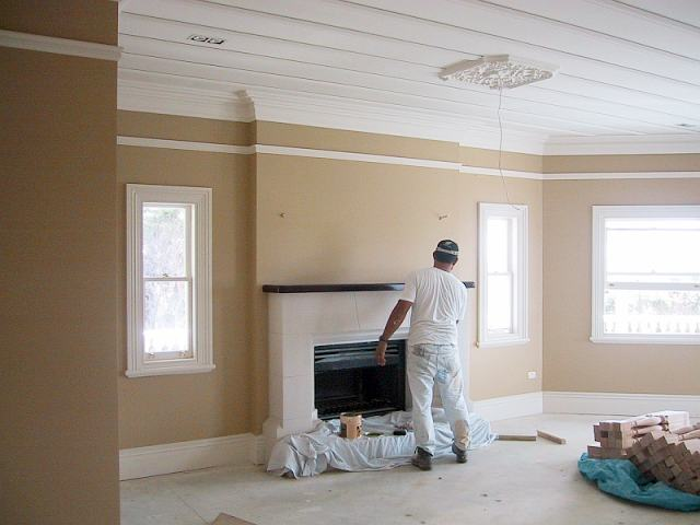 Pintura de obra tandil pintura y mantenimiento de casas for Pintura para casa interior