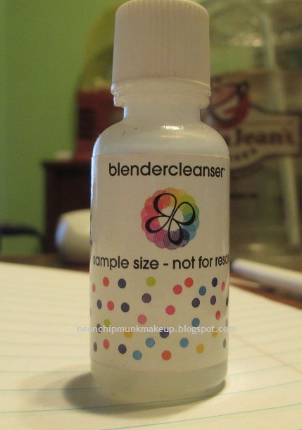 Neon Chipmunk: Beauty Blender Blender Cleanser Review