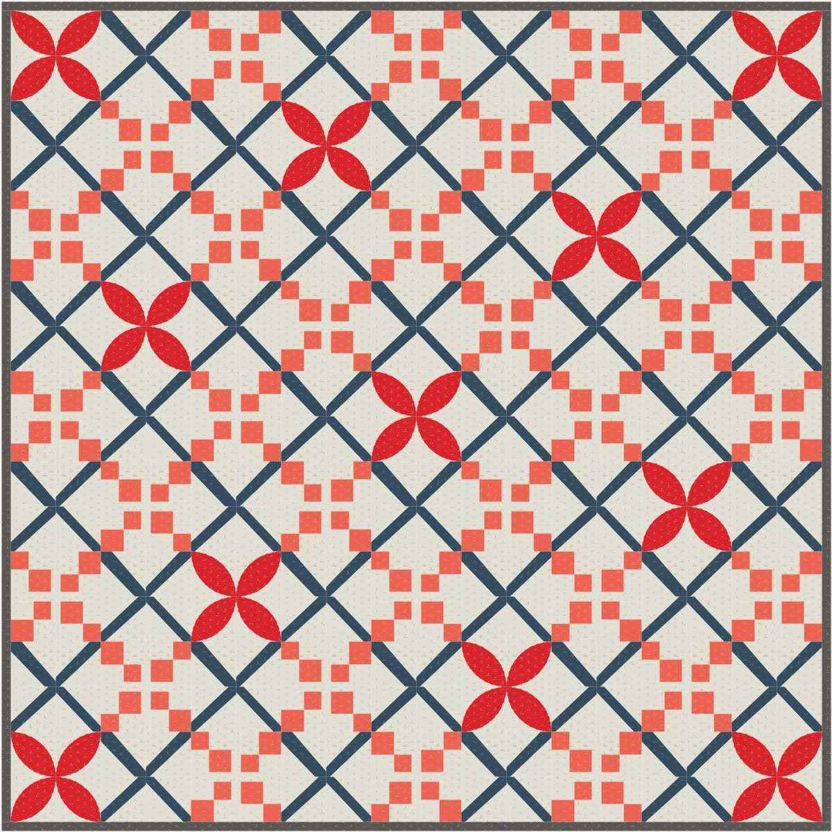 Happy Quilting: Irish Chain Twist Quilt-A-Long - It s Here!!!!