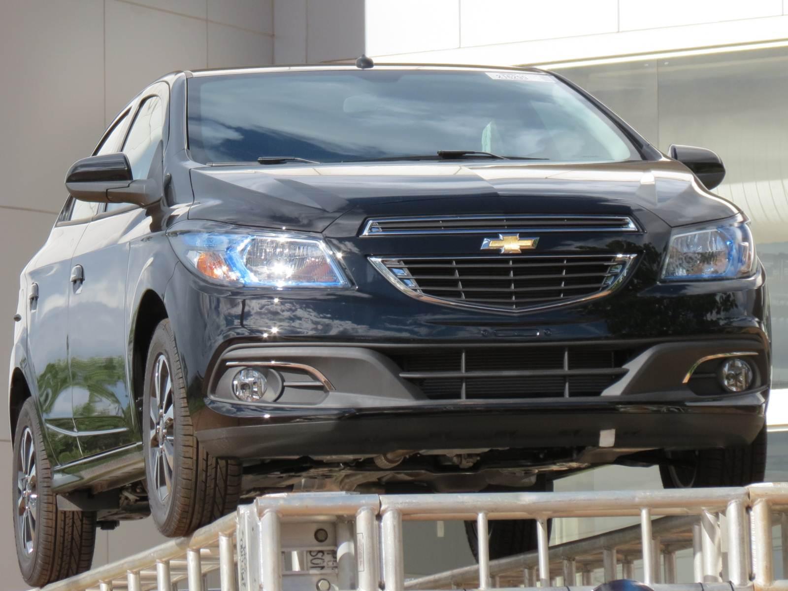 Chevrolet Onix LTZ 2015 - Preto