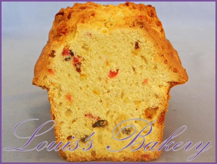 Louiss Bakery Receta Autntico PlumCake Ingls Paso a Paso