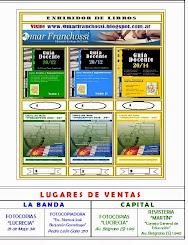 LUGARES DE VENTAS: LA BANDA Y CAPITAL