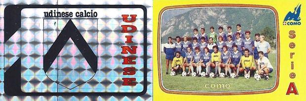 NEW-Figurina//Sticker CALCIATORI PANINI 1986//87-n.136-CONTRATTO-FIORENTINA-NEW