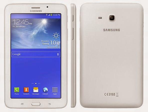 Gambar dan harga Samsung Galaxy Tab 3V SM-T116