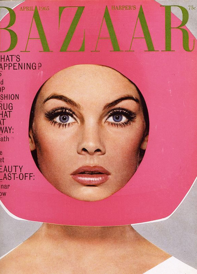 Jean Shrimpton by Avedon for Harpers Bazaar
