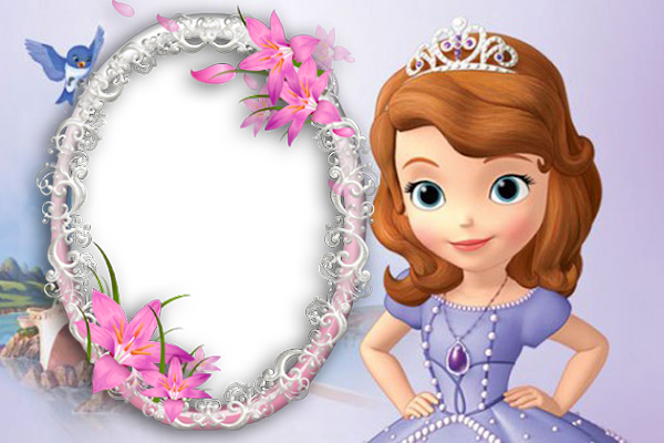 Disney Princess Frame Download - Colorings.net