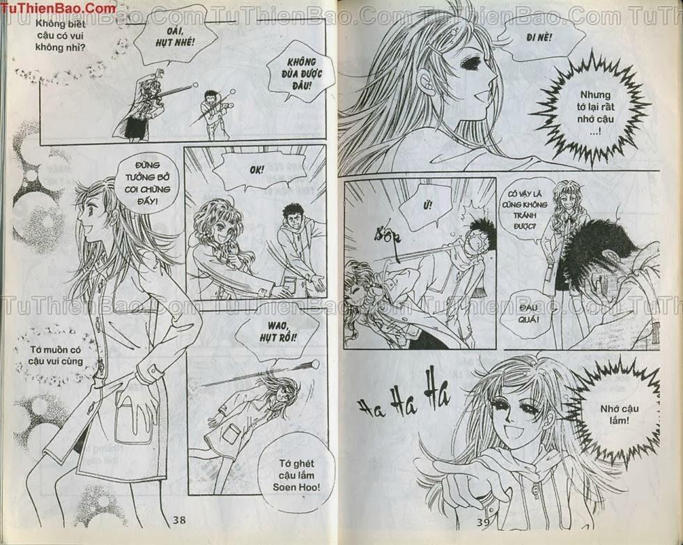 Thiên Sứ chap 12 - Trang 20