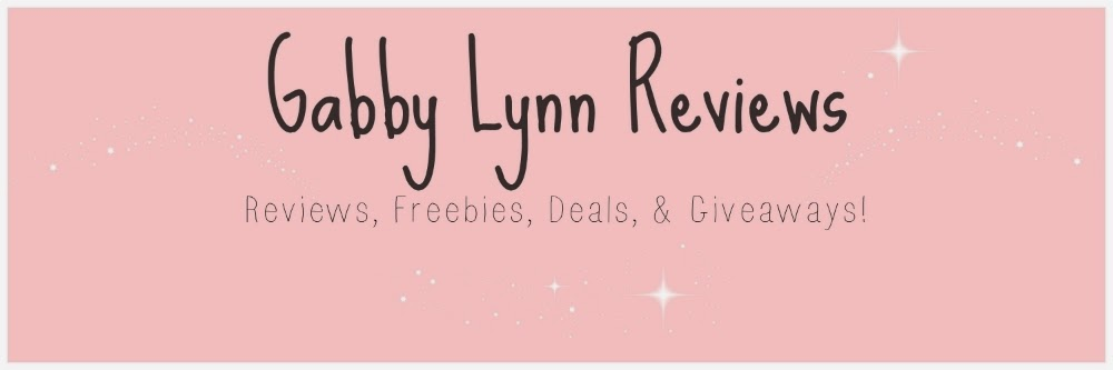 Gabby Lynn Reviews and Giveaways