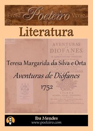 Aventuras de Diófanes, de Teresa Margarida da Silva e Orta