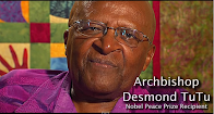 Archbishop Desmond Tutu leads call for freedom for Peltier in new video