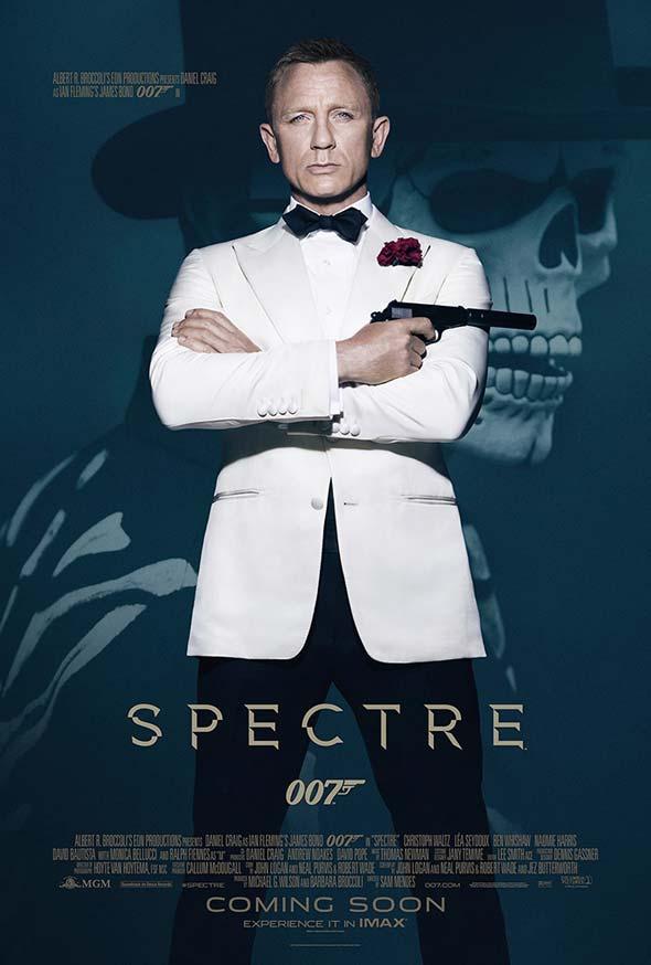 007 スペクター ポスター