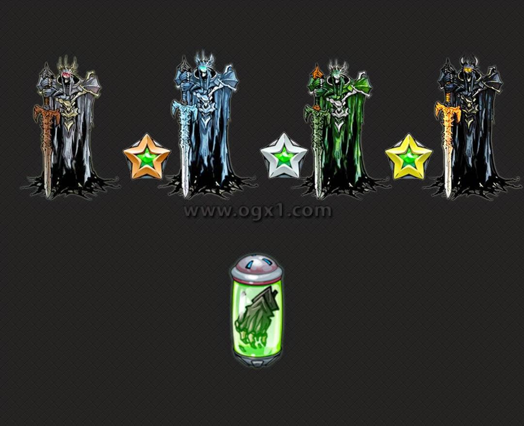 Online Game X One: Dire Despot - Mutants: Genetic Gladiators Cross ...