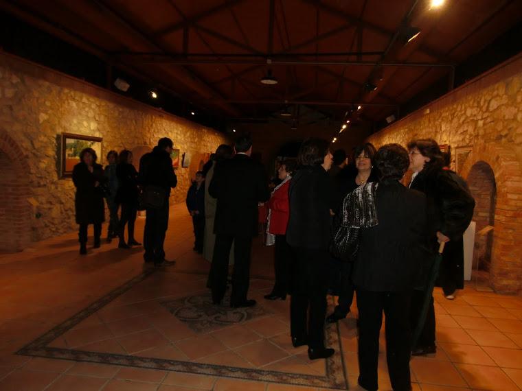 EXPOSICION DE IX ART EN EL FORN DE PETREL