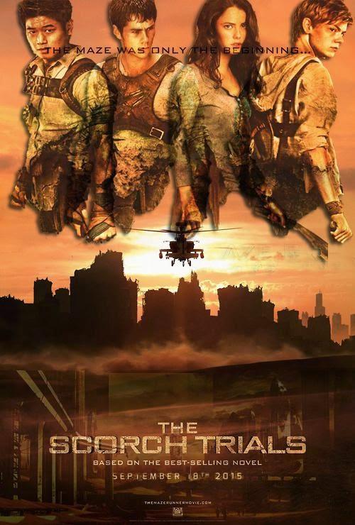 Maze Runner The Scorch Trials (2015) World4free - HD TSRip Hindi Dubbed HD 720p
