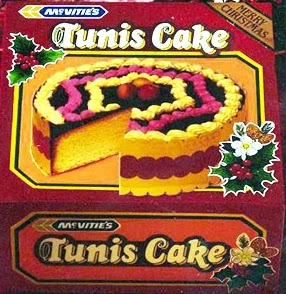 Gluten Free Tunis Cake Recipe