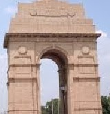 India gate in hindi essay on pollution