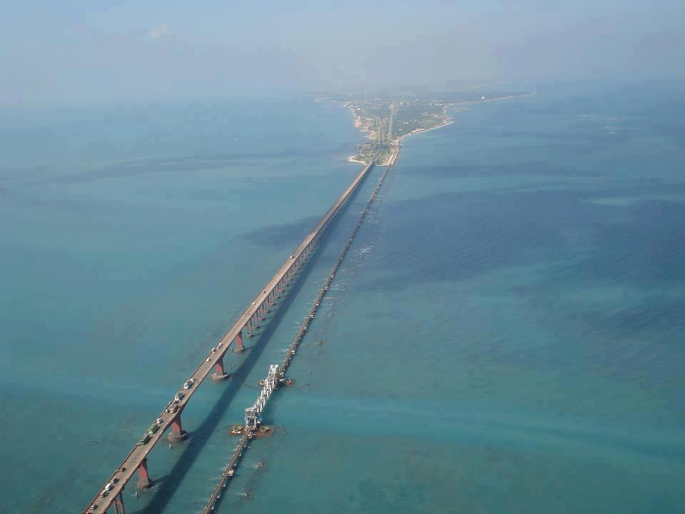 Pamban-Bridge-mainland-India-Picture