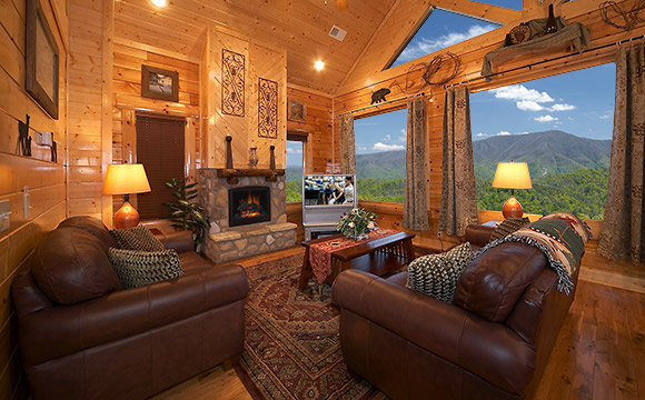 Western home decorating ideas dream house experience for Country western living room ideas