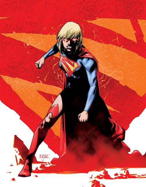 Supergirl (DC Comics) Character Review - Angry Girl