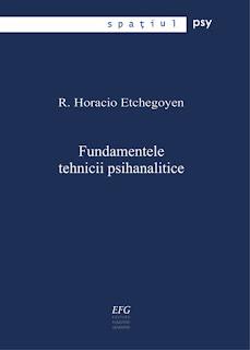 r. h. etchegoyen fundamentele tehnicii psihanalitice