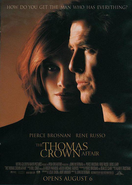 Watch Movie Thomas Crown Streaming (1999)