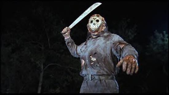 Nuevo Jason anda suelto