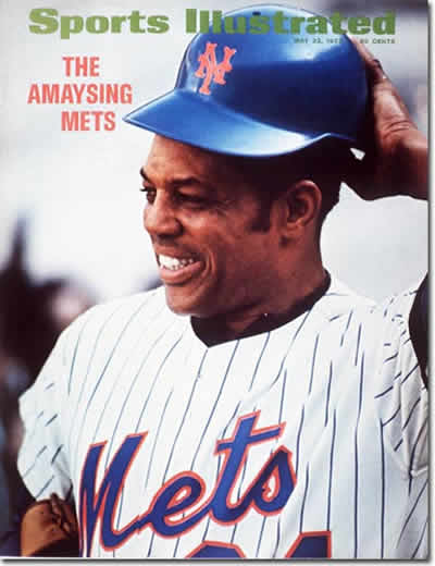 Willie Mays - Wallpaper Image