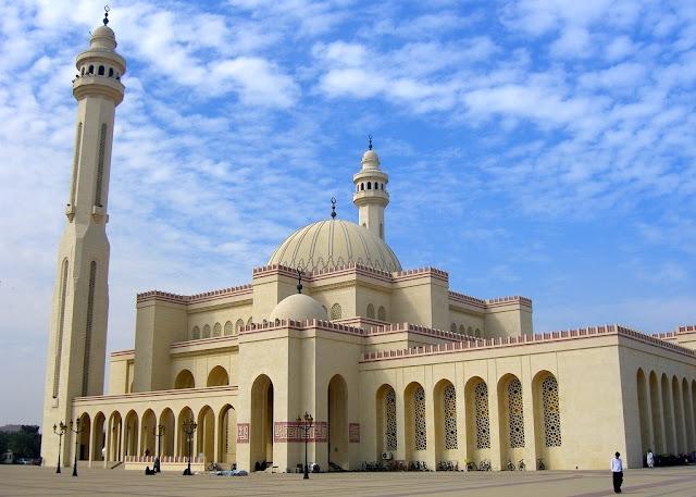 Manama czyli raj utracony (z wizytą u Jihan i Marka)