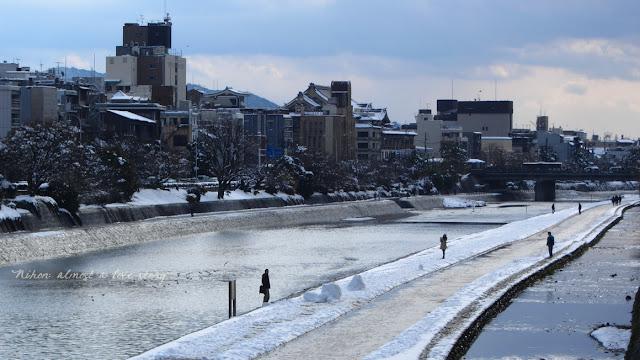 Winter Kamogawa