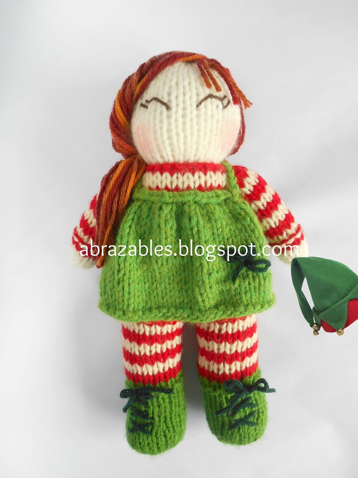 Abrazables: Pelito para muñeca II