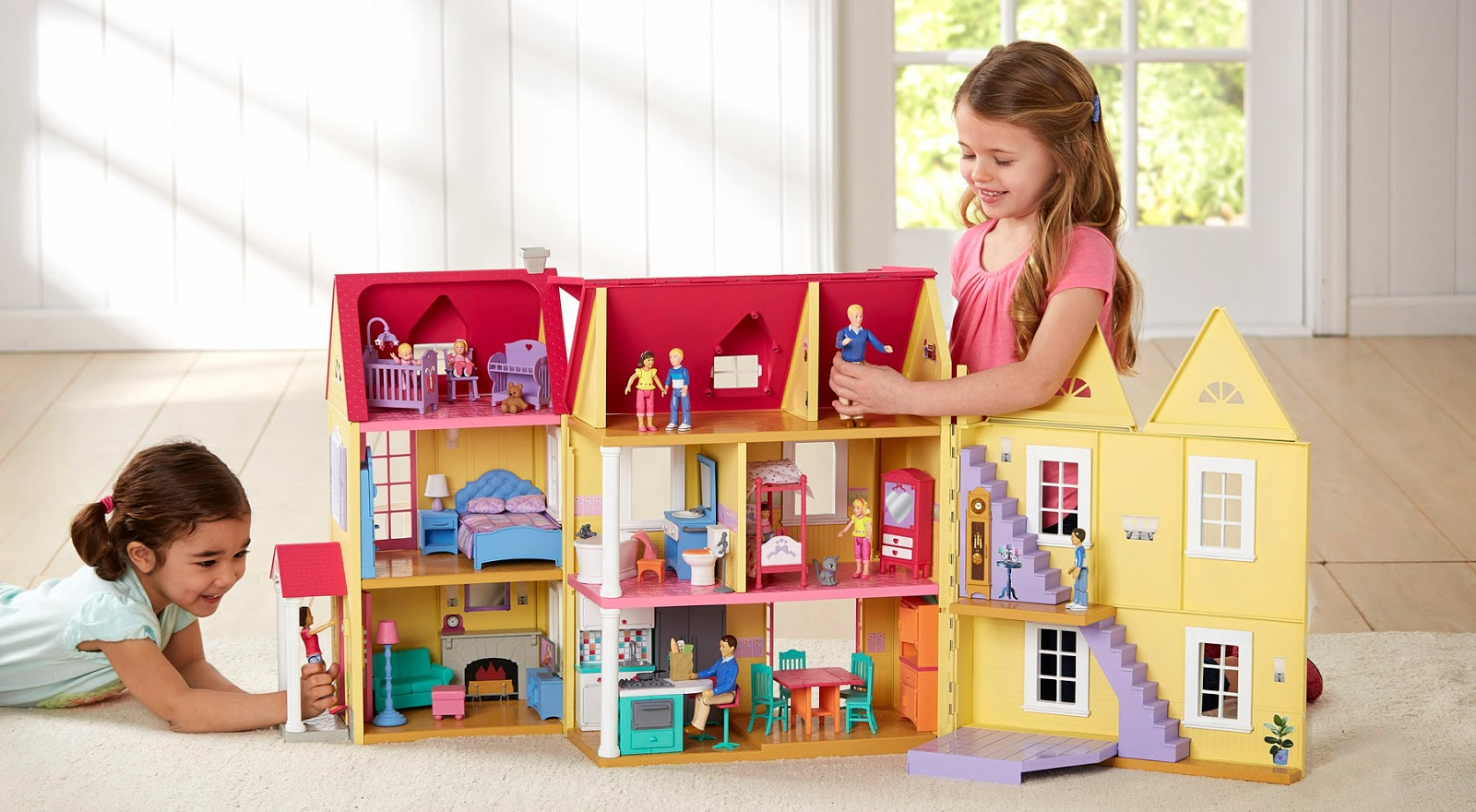 I 39 m happy to announce stefstyle for Happy playsets