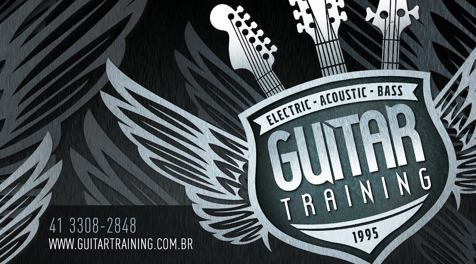 Blog Guitar Training by Breno Teixeira