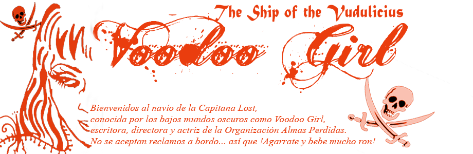 The Ship of the Vudulicius (Voodoo Girl)