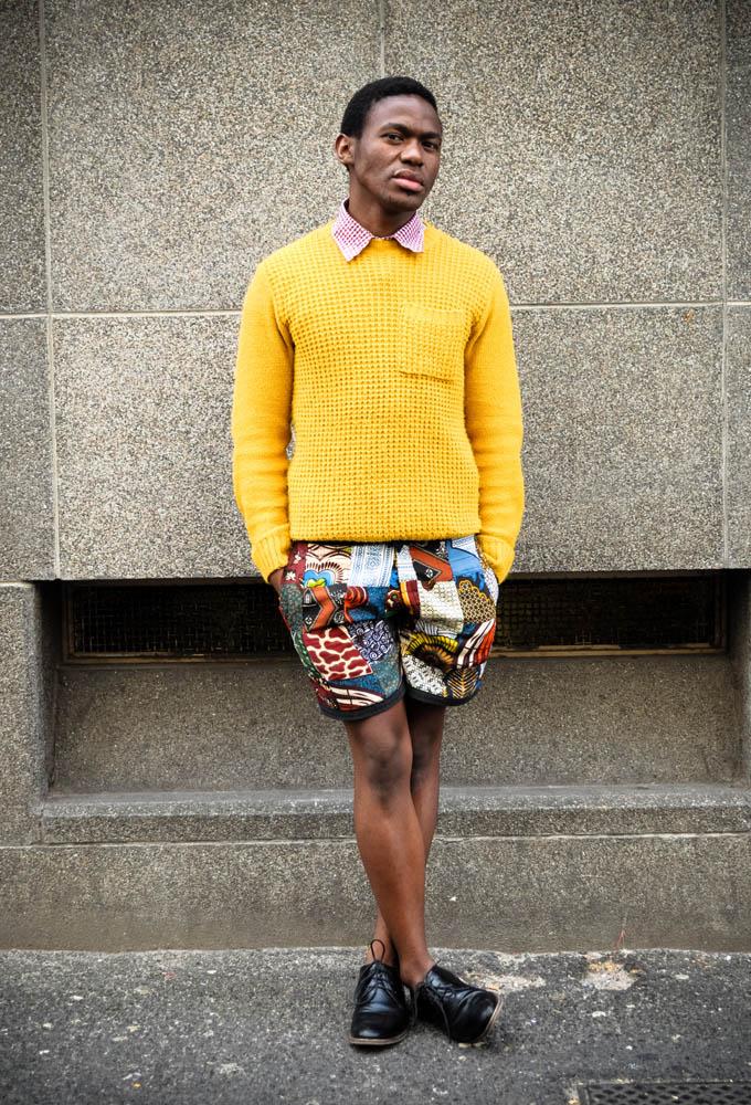 Cinder Skylark South African Street Style Fashion