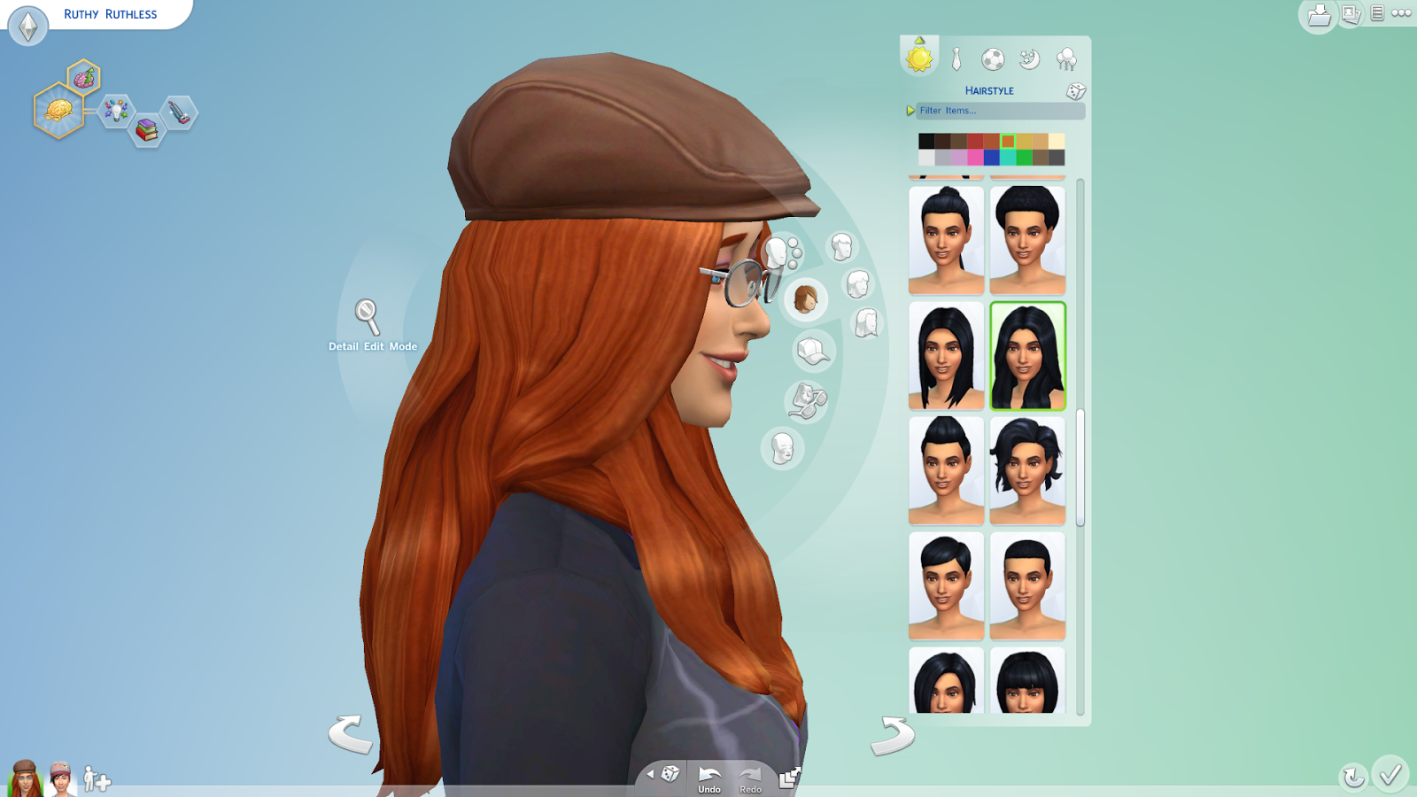 sims4 how to get nude options
