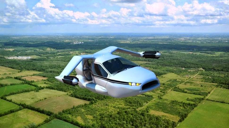 En 2016 saldrá a la venta un auto volador