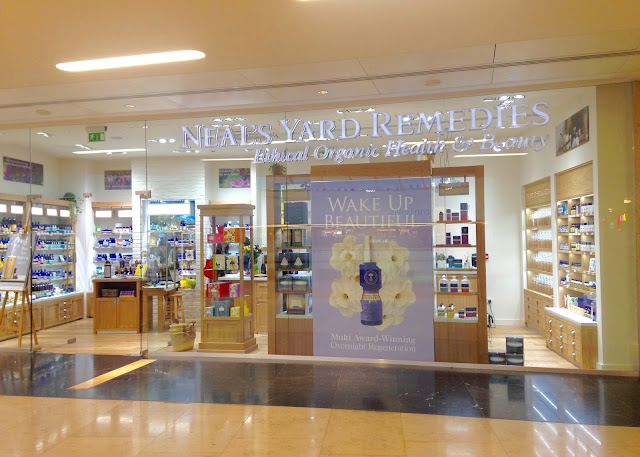 neals yard remedies blogger event food and drink