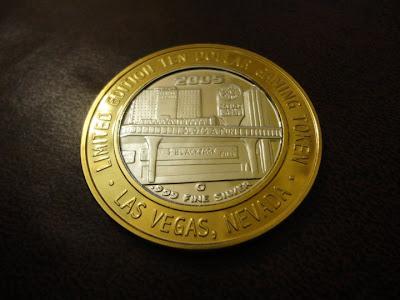 casino gaming tokens