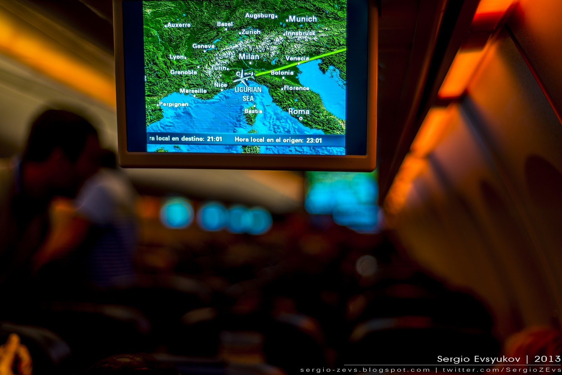 air europa Map