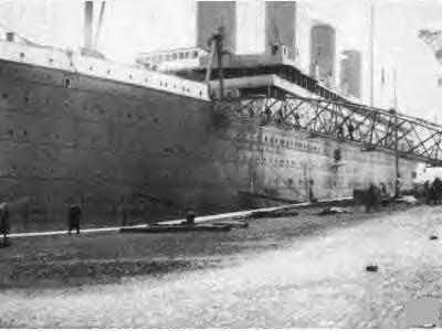 Veritas titanic la construcci n de un sue o - Construccion del titanic ...
