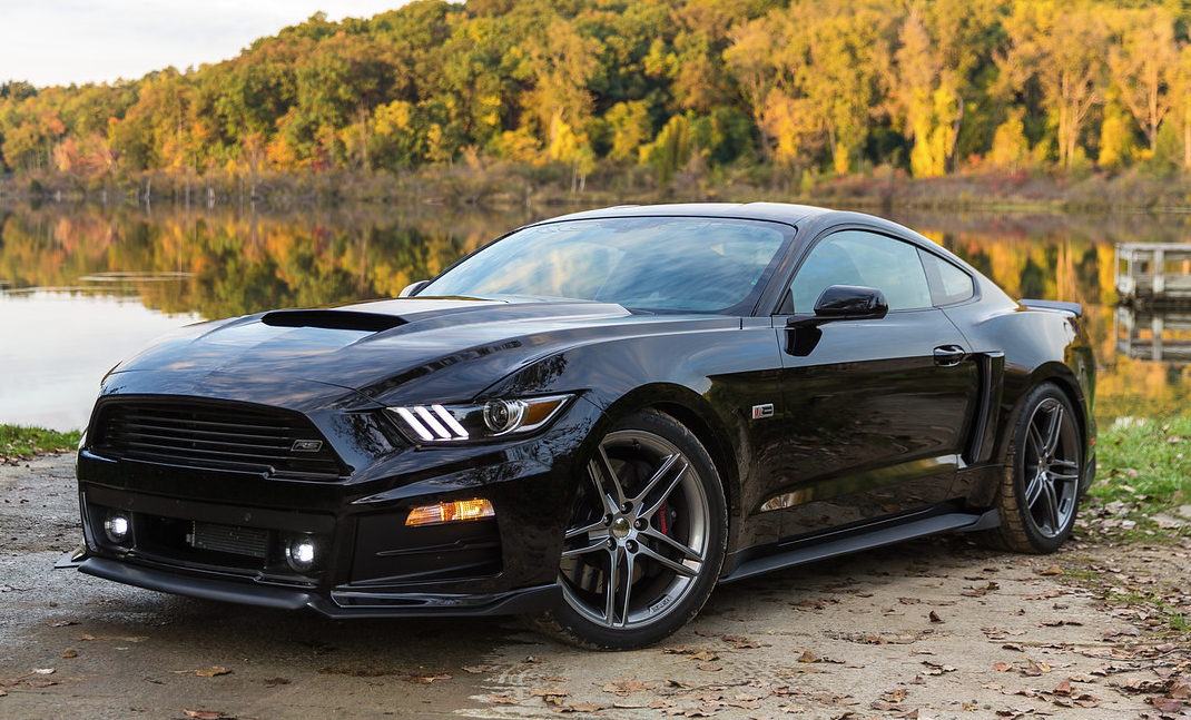Roush Reveals First Take on 2015 Ford Mustang