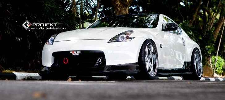 Nissan 370Z Touring Modified by K3 Projekt