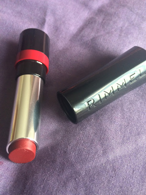 rimmel london one of a kind lipstick