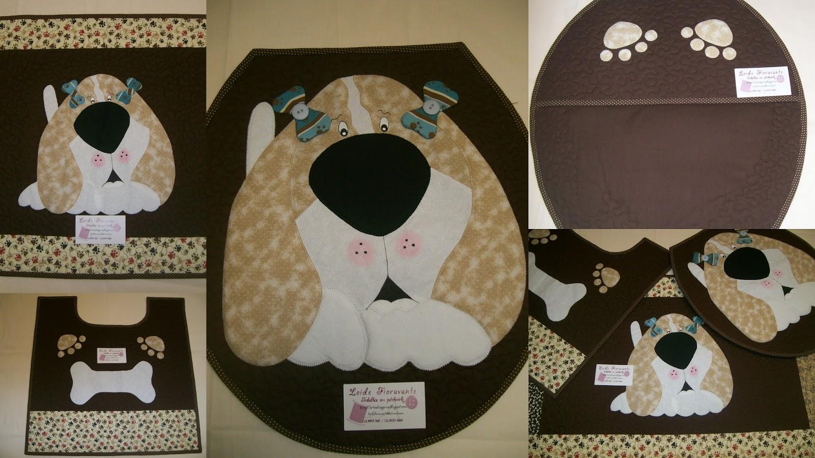 banheiro cachorro feito em tecido 100 % algodão quiltado o cachorro  #282114 1600x900 Banheiro De Cachorro Funciona