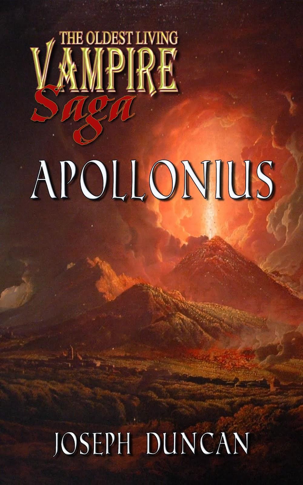 The Oldest Living Vampire Saga: Apollonius