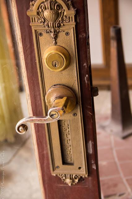 Miami AZ door handle