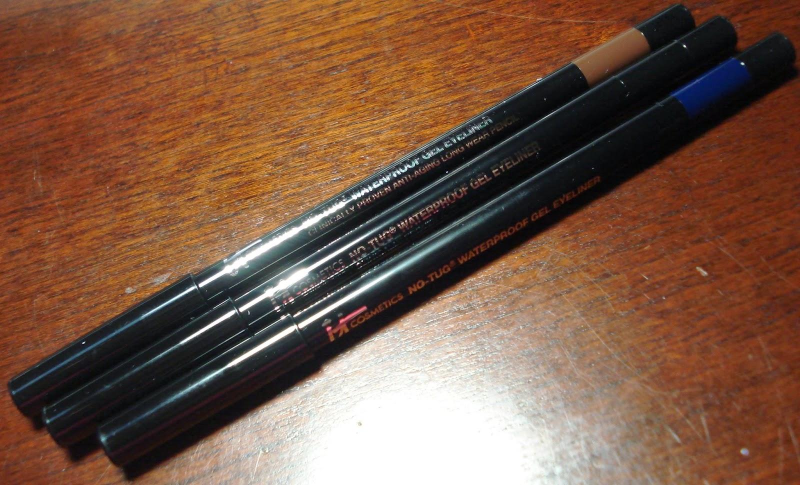 it Cosmetic No-Tug Waterproof Gel Eyeliner